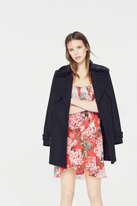 Mango Fall/Winter 2015 collection highlights the trends