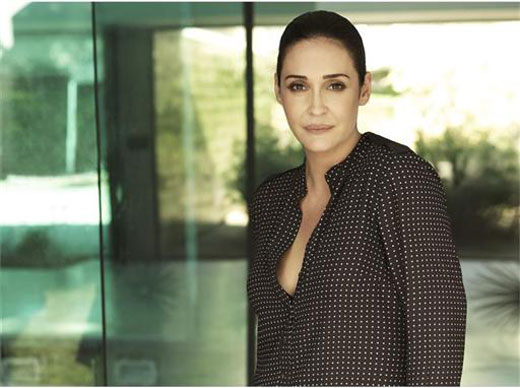 Vicky Martin Berrocal establishes herself as the face of  VIOLETA BY MANGO