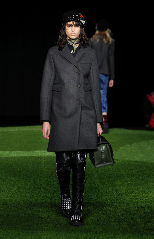 Marc By Marc Jacobs Fall-Winter 2015/2016 collection