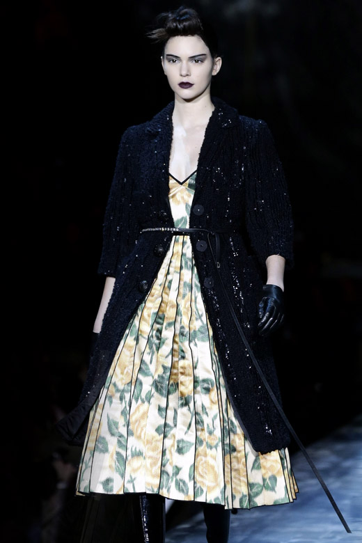 MBFW New York: Marc Jacobs Fall-Winter 2015/2016 collection
