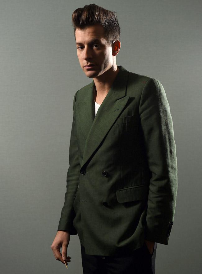 Celebrities' style: Mark Ronson