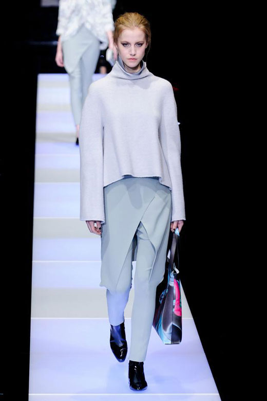 Fall/Winter 2015-2016 fashion trends: Marshmallow colours