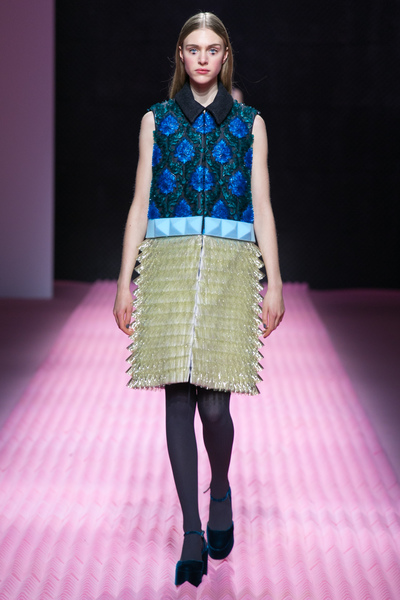 Mary Katrantzou Fall-Winter 2015/2016 collection