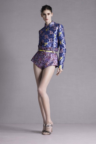 Mary Katrantzou Resort 2015 collection