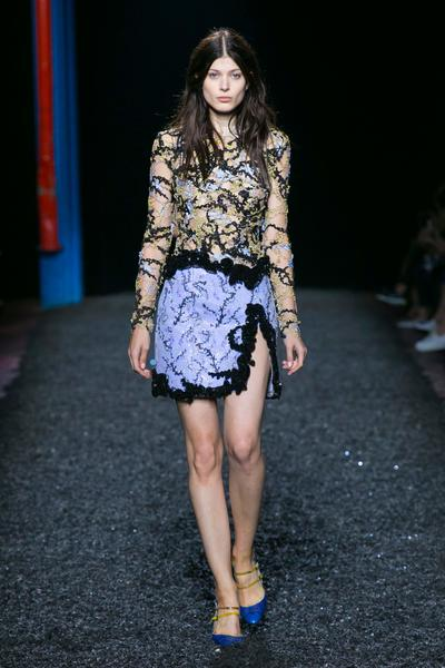 Mary Katrantzou Spring-Summer 2015 collection