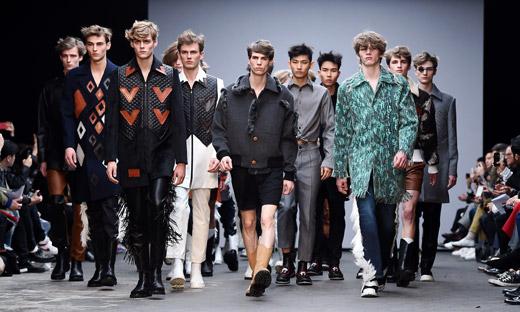 Men's fashion events calendar for 2015