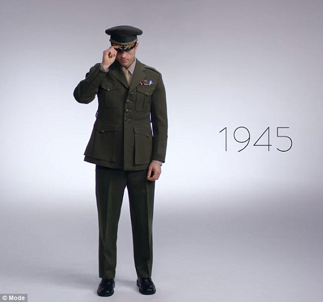 How Much Men's New Year Eve Style Has Changed Over 100 Years