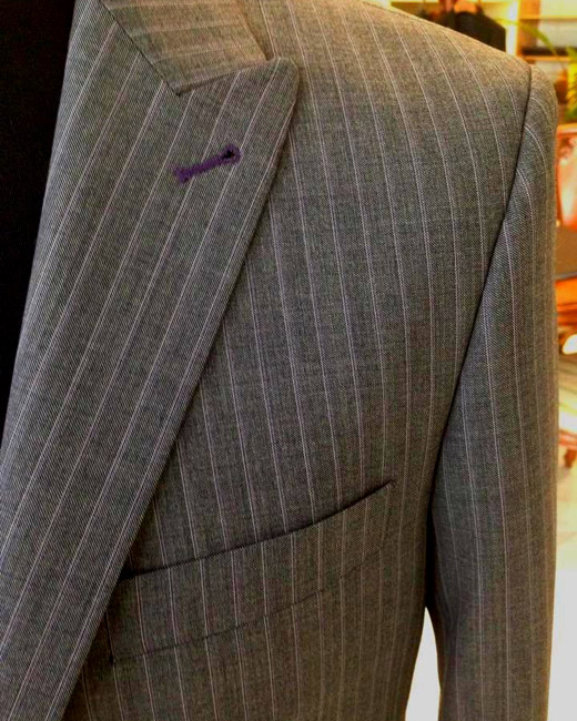 How to create a men's suit business in Europe & USA