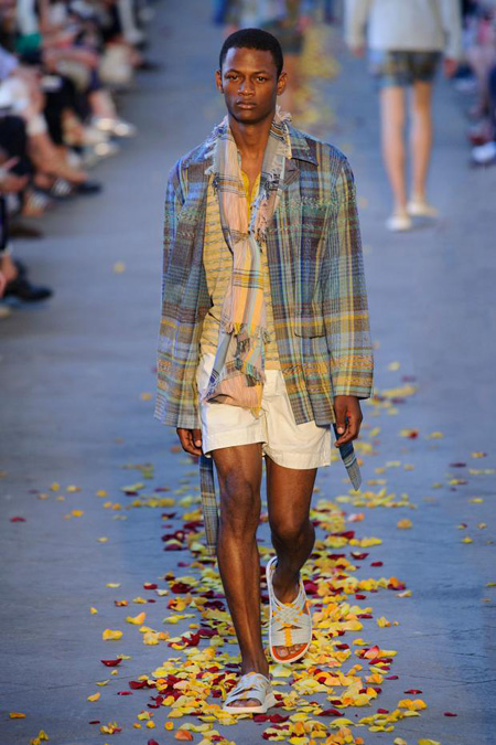 Missoni Spring 2016 menswear collection