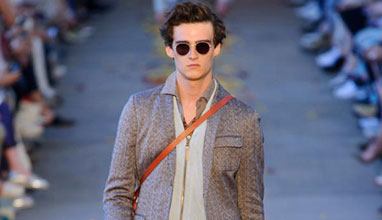 Missoni Spring/Summer 2016 menswear collection
