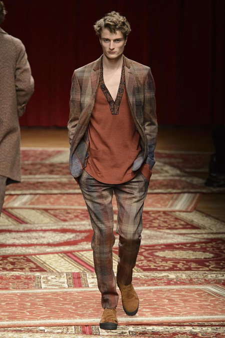 Missoni Men's Autumn/Winter 2015