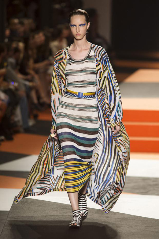 Missoni Spring/Summer 2016 womenswear collection