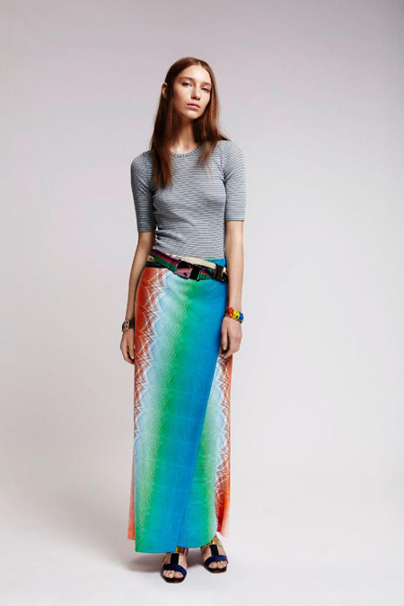 Day-tripper by Missoni Spring 2016 womenswear collection