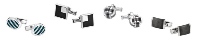 Montblanc cufflinks - strive for perfection