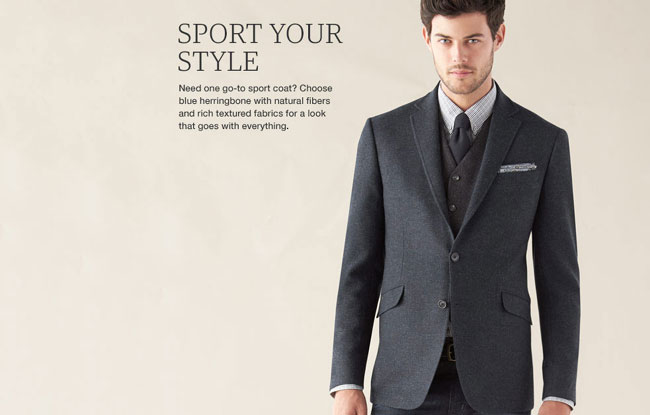 Canadian Fashion: Moores