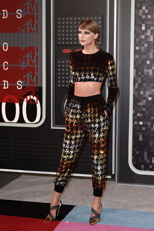 Best dressed at VMA 2015 Awards