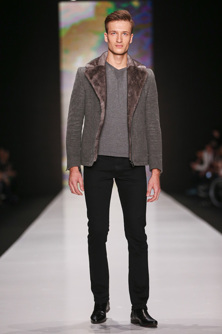 Musika Frere presented Fall/Winter 2015-2016 at Mercedes-Benz Fashion Week Russia