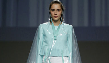Natalia Rivera at Mercedes Benz Fashion Week Madrid