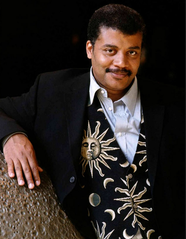 Neil deGrasse Tyson - A Spacetime Style Odyssey with Mr. Cosmos