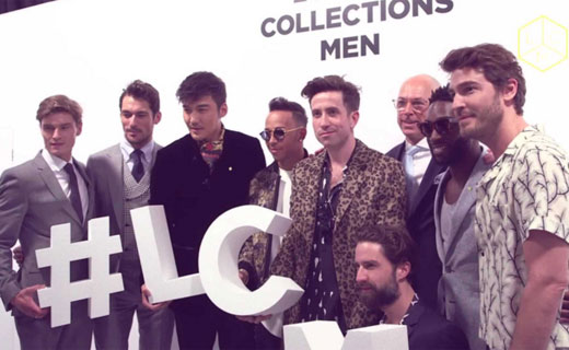 NEWGEN MEN Autumn/Winter 2016 Recipients