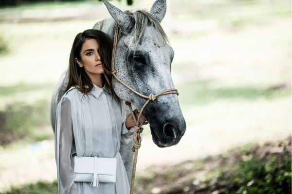 Nikki Reed x Freedom of Animals Fall 2015 handbags collection