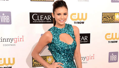 Celebrities' style: Nina Dobrev