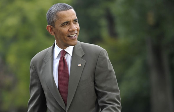 Barack Obama's style - the president of USA is a fashion icon