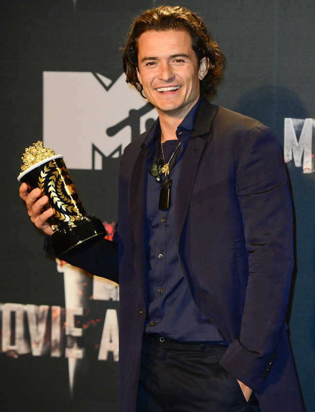 Orlando Bloom: A man with a good taste for clothes