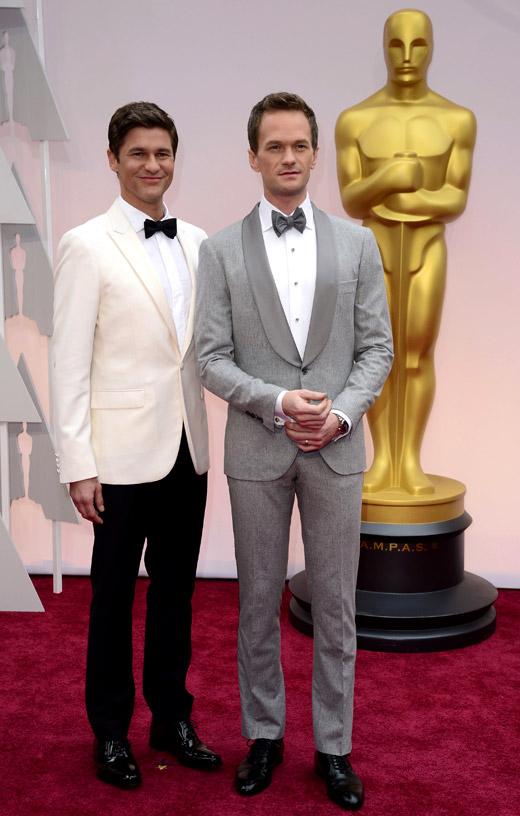 Oscars 2015: Best dressed men
