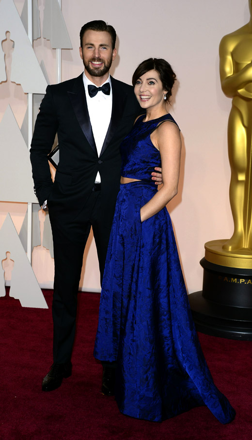 Oscars 2015: Best dressed men