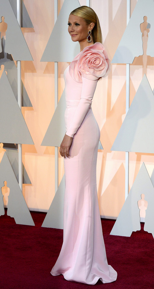 Best dressed celebs at Oscars 2015 Red carpet
