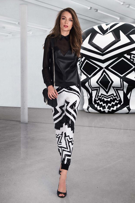 Philipp Plein Resort 2016 Collection