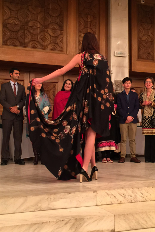 Fashion and Design in Spectacular Pakistan