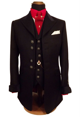 Peckham Rye finely tailored clothes and accessories - exceptional finish, high quality materials and enduring style
