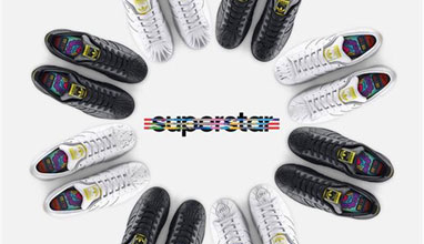 adidas Originals by Pharrell Williams – Supershell – Artwork Collection