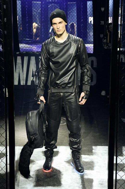 Philipp Plein Fall-Winter 2015/2016 menswear collection