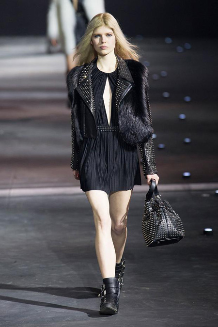 'There will be no miracles here' by Phillip Plein for Fall/Winter 2015-2016