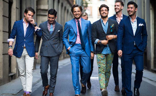 Top 5 upcoming menswear events