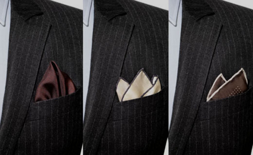 Pocket square - history and tips