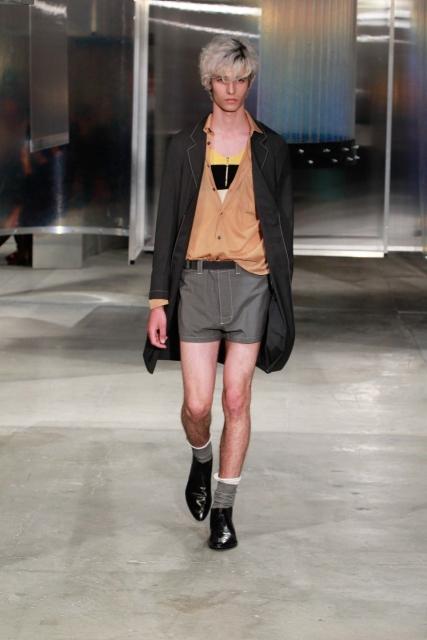 Milan Men's Fashion Week: Prada Spring-Summer 2016 collection