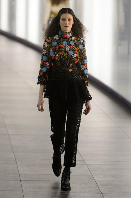 Preen Fall/Winter 2015 collection
