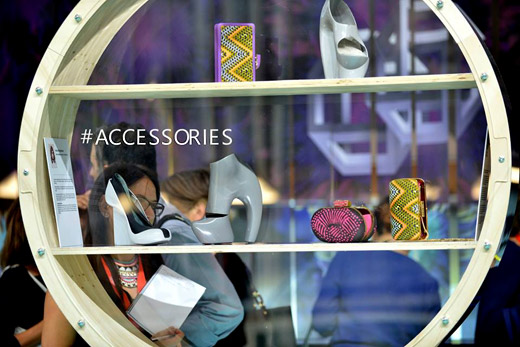 Accessories trends for Spring-Summer 2016 at Première Vision Paris