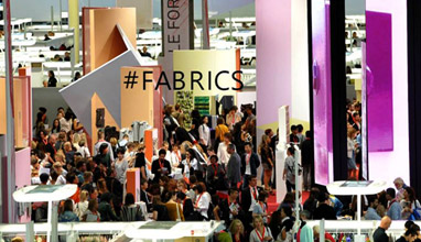 Spring-Summer 2016 trends at 8 fashion information areas during the Première Vision Fabrics