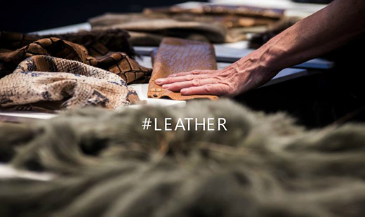 Première Vision Leather presents the Spring-Summer 2016 fashion trends