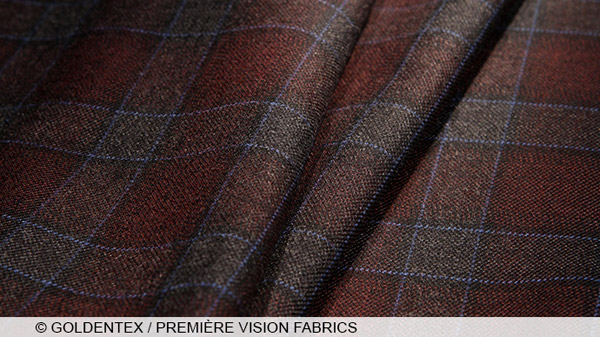 Men's and Women's Suit Fabrics Trends for Fall-Winter 2016 ...