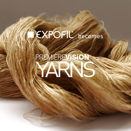 Fall-Winter 2016/2017 fashion trends at Première Vision Yarns