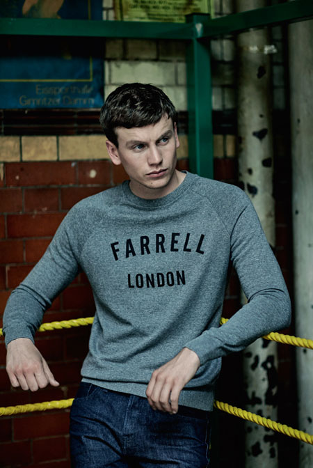 Farrell Autumn/Winter 2015 collection by Primark