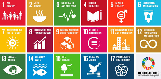 Global Goals and Project Everyone aim to end extreme poverty and tackle climate change