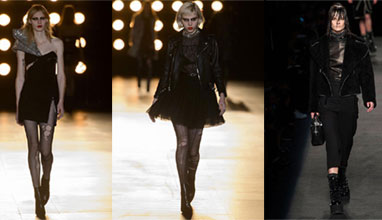 Fall/Winter 2015-2016 fashion trends: Punk style