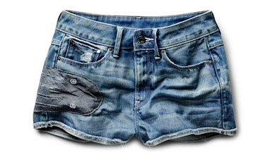 RAW for the Oceans - Denim from recycled ocean plastic
